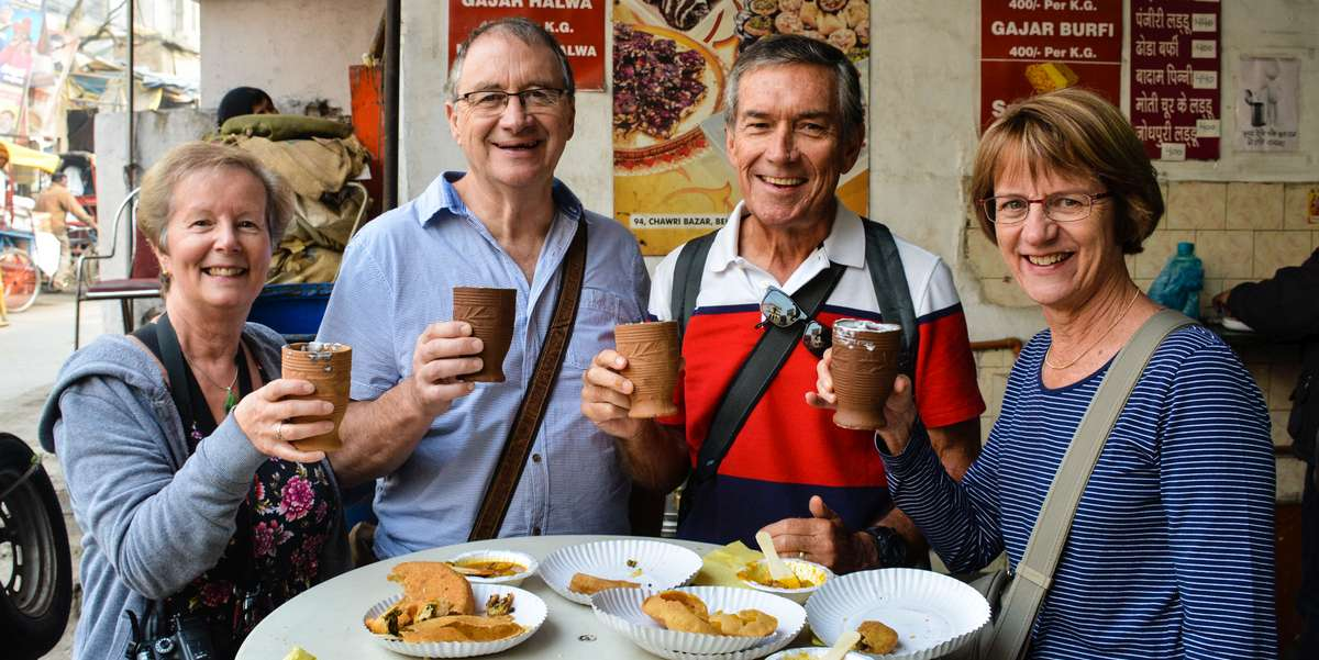 Agra food tours